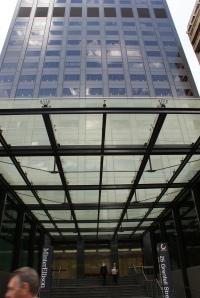 Grenfell Centre entrance
