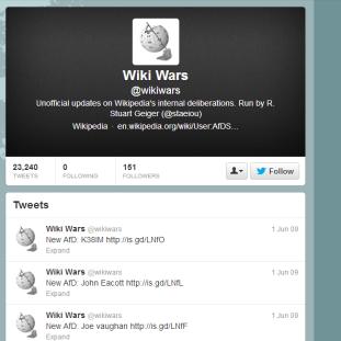 Twitter feed for AfDStatBot