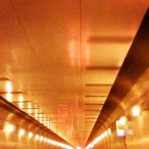 Caldecott Tunnel, July 2013, Picture by Clare Anzoleaga